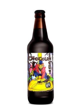 Пиво Crazy Brew Сhocolate stout тёмное н/ф 5,0%