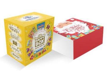 Коробка Сладостей Happy box