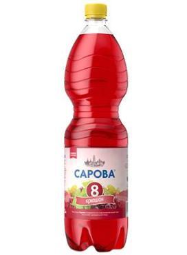 Напиток Сарова газированный крюшон,1.5 л.,ПЭТ