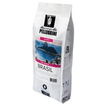 Кофе зерновой la famiglia Pellegrini Бразилия
