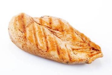 Филе куриной грудки без кожи в/к, заморозка