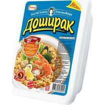 Лапша быстрого приготовления Доширак вкус морепродуктов
