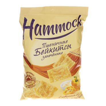 Бейкетсы Hammock пшеничные запеченные сливочный соус и сладкий перец