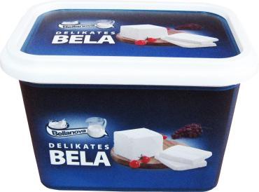 Деликатес Bellanova Белла Сербский продукт сырный рассольный