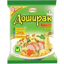 Лапша быстрого приготовления Доширак Квисти со вкусом курицы