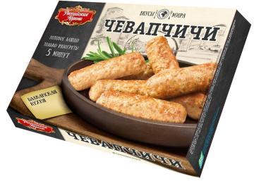 Готовое блюдо Российская корона Чевапчичи