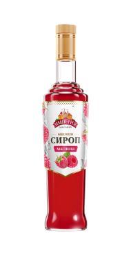 Сироп Империя Джемов малина сахарный