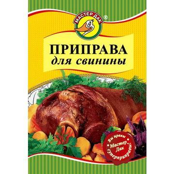 Приправа для свинины Мастер Дак