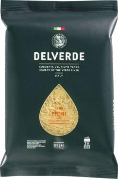 Макароны Delverde Filini №86