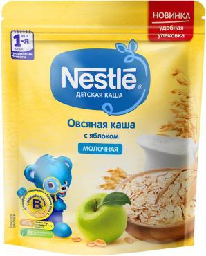 Каша Nestle Овсяная с яблоком молочная