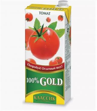 Сок Gold классика томат
