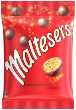 Конфеты Maltesers шоколадные шарики