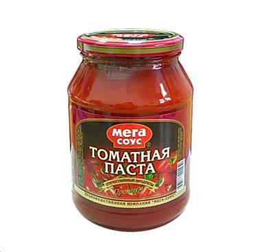 Томатная паста Мега-Соус Премиум