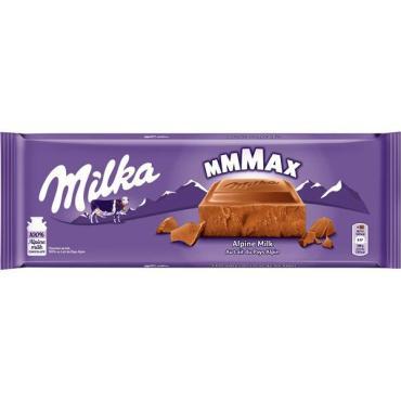 Шоколад Milka Alpine Milk