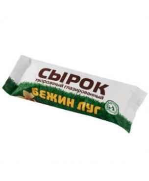 Сырок глазированный Бежин луг Вареная сгущенка 15%