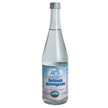 Вода питьевая Нарзан Ледяная жемчужина Негазированная