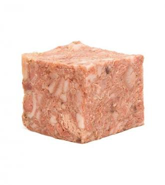 Мясо свиных голов Раменский деликатес Прессованное