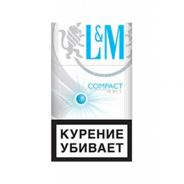 Сигареты LM compact 2 in 1