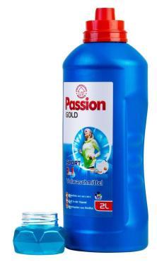 Гель для стирки Passion Gold Sport 3в1 для спортивных вещей (55 стирок)