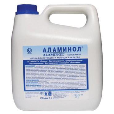 Средство дезинфицирующее Аламинол концентрат