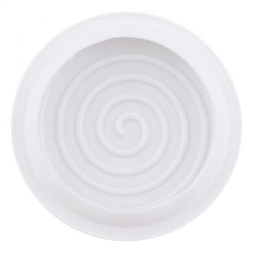 Силиконовая форма Мультидом Гипноз для муссовых тортов 25х25х5,4 см