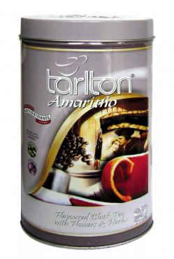 Чай Tarlton черный Амаретто