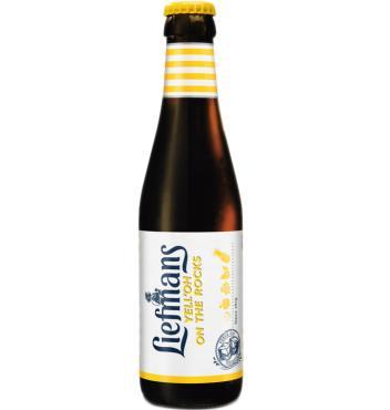 Пивной напиток Liefmans Yell'Oh on the Rocks 3,8%
