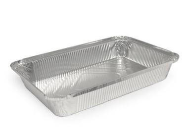 Форма алюминиевая Paterra Горница прямоугольная 2235мл. 3шт.