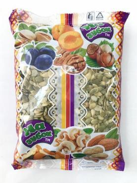 Семена тыквы На Зубок очищенные не обжаренные