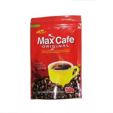 Кофе Max Cafe Original растворимый