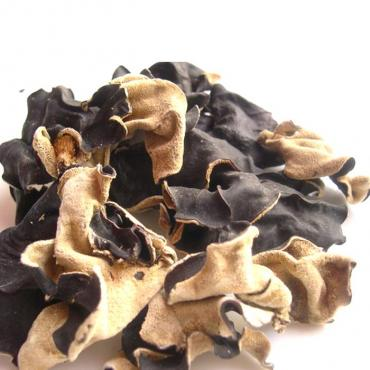 Грибы Чёрные древесные с ножками (~500гр/уп)
