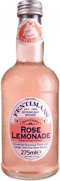 Газированный напиток Fentimans Rose Lemonade безалкогольный