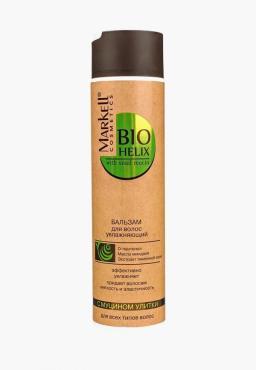 Бальзам для волос Markell Bio Helix с муцином улитки увлажняющий