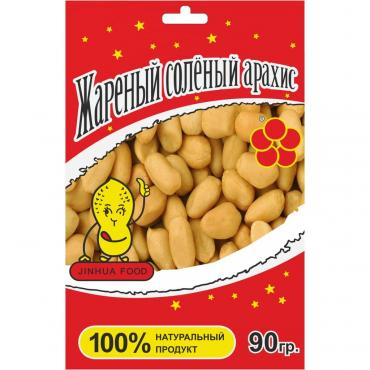 Арахис Jinhua Food жареный соленый