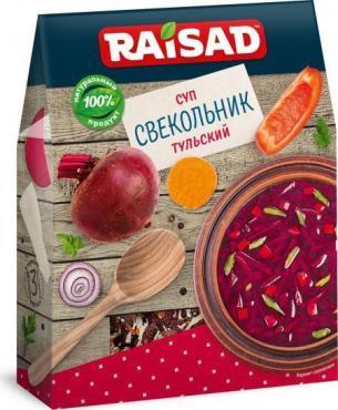 Суп Raisad Свекольник Тульский быстрого приготовления