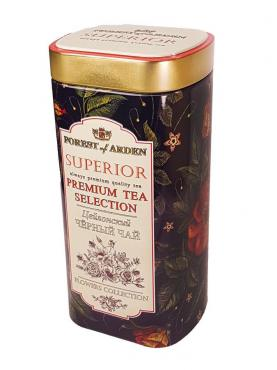 Чай черный листовой, Арден, Арденский лес Супериор, 100 гр., жестяная банка