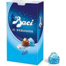Конфеты Baci Perugina Bijou в молочном шоколаде с шоколадно-ореховой начинкой