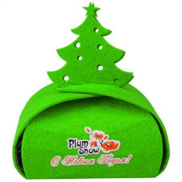 Чай оолонг Plum Snow Елка зеленая Кристальный Улун