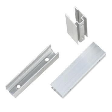 Крепление для светодиодных лент ULS-N21 NEON 220В, 8x16 мм, цвет белый, 25 штук, Uniel, пластиковый пакет