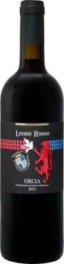 Вино красное сухое Donatella Cinelli Colombini Leone Rosso Orcia, 750 мл., стекло
