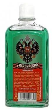 Одеколон Минеральные Воды Гвардейский, 80 мл., флакон