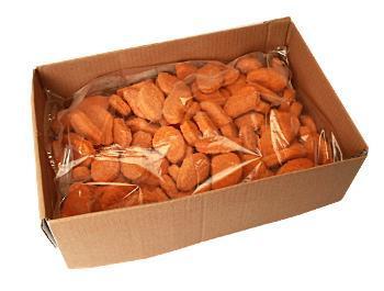 Мясо растительное, наггетсы вегетарианские, Beyond Meat, 3 кг., бумажная коробка