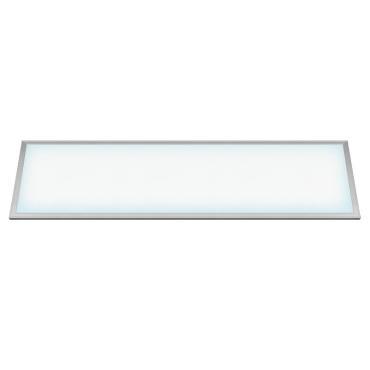 Светильник светодиодный потолочный универсальный. Белый свет 4000 K. Корпус белый. ULP-Q105 18120-45W/NW WHITE Volpe, 1,25 кг., картонная коробка
