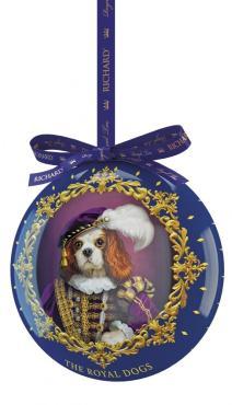 Чай Richard New Year Ball - Dogs, черный листовой, 20 гр