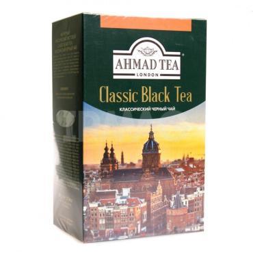 Чай Ahmad Tea черный листовой Классический