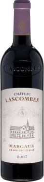 Вино 14% 2015 года выдержанное красное сухое Chateau Lascombes Grand Cru Classe Margaux AOC, 750 мл., стекло