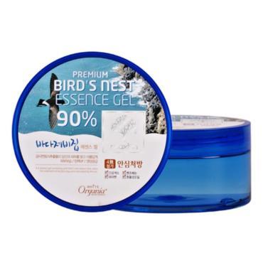Ессенция для увлажнения тела White Organia Bird's Nest Essence Gel 90% с эктрактом птичьих гнезд 90%