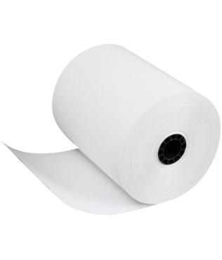 Кассовая лента (термо) 80мм 60м (бл 10 штук, кор 60шт 6бл)