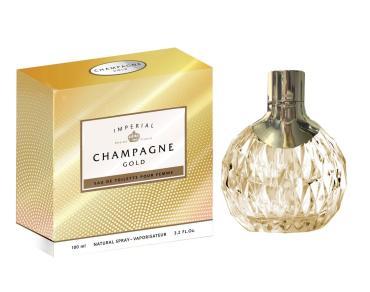 Туалетная вода Понти Парфюм Champagne Gold, 100 мл., картонная коробка
