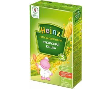 Каша HEINZ Кукурузная низкоаллергенная